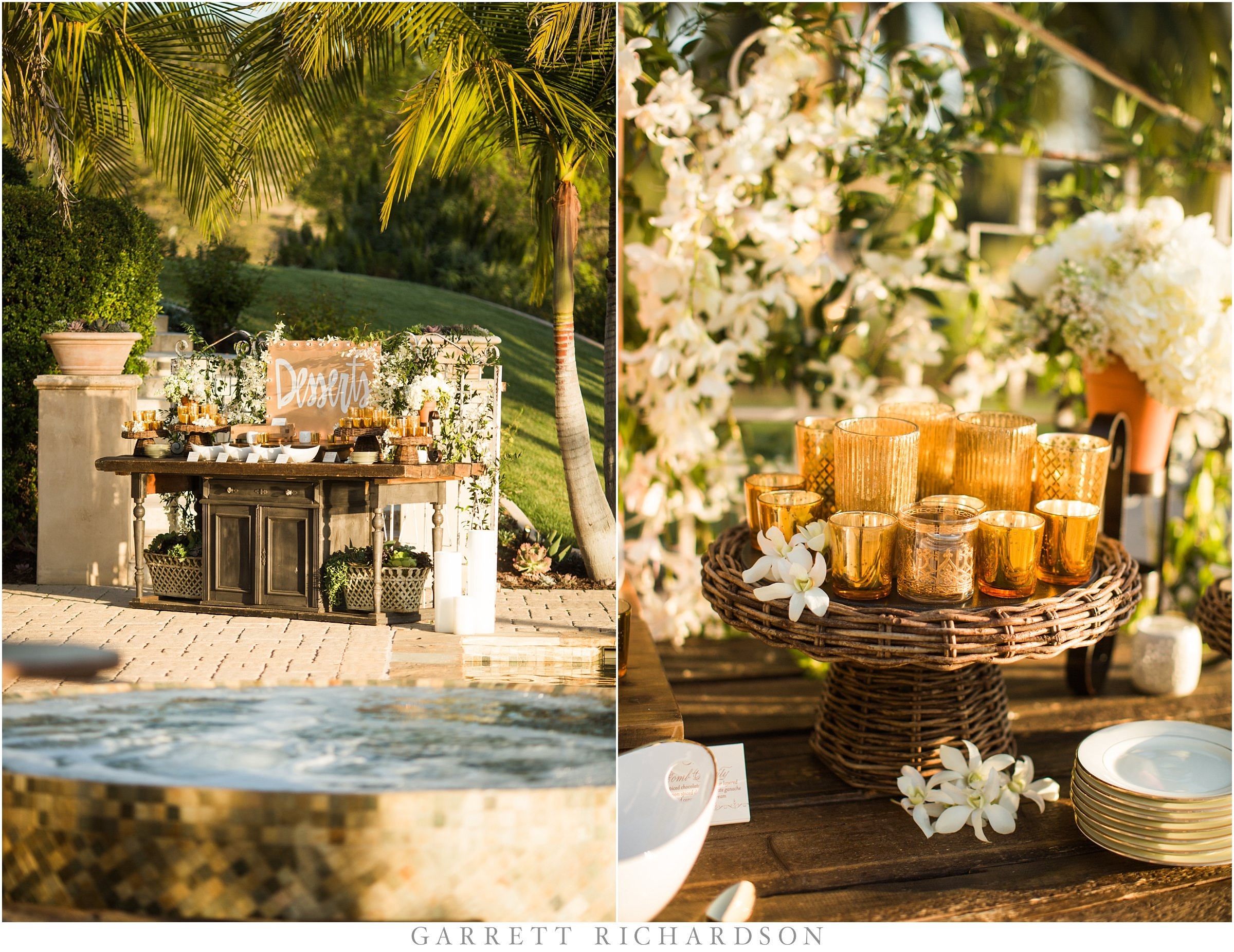 Rancho Santa Fe Estate Private Party Garrett