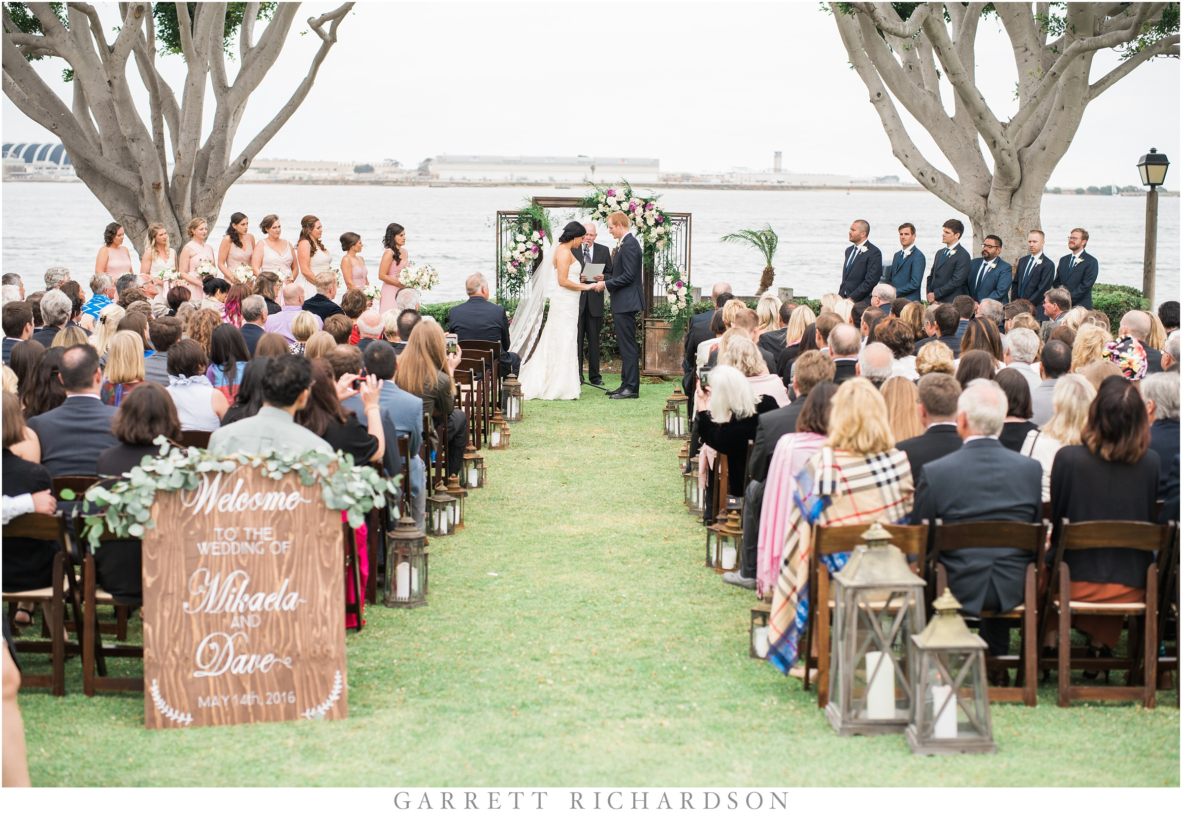 San diego harbor wedding mikaela dave garrett richardson san diego wedding san diego ocean wedding wedding southern california bride junglespirit Image collections